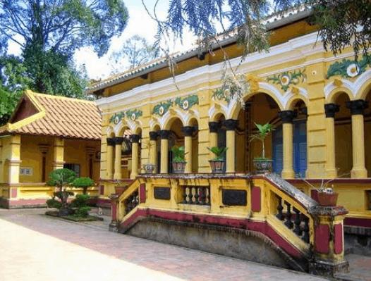 Vẻ đẹp của chùa Nam Nhã (Ảnh ST)