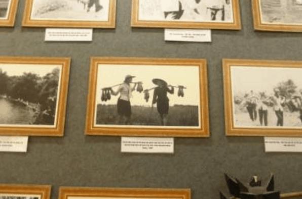 Những hiện vật ở trong bảo tàng Cần Thơ (Ảnh ST)