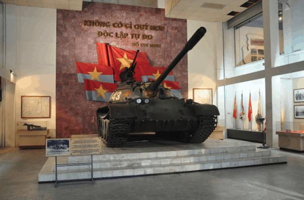 Xe tăng (Ảnh ST)