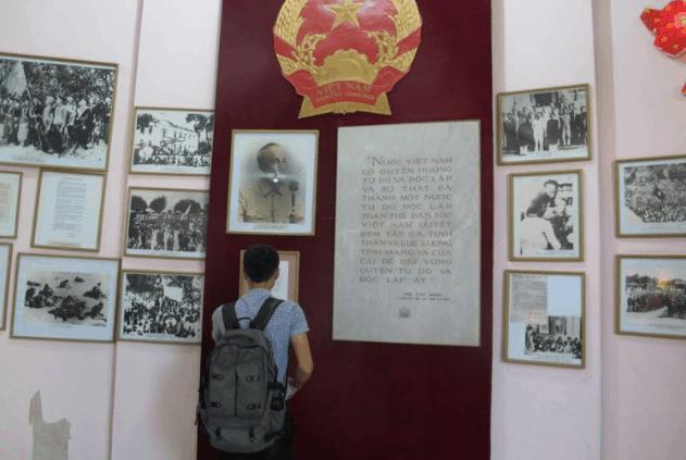 Các tài liệu trong bảo tàng quân khu 9 (Ảnh ST)