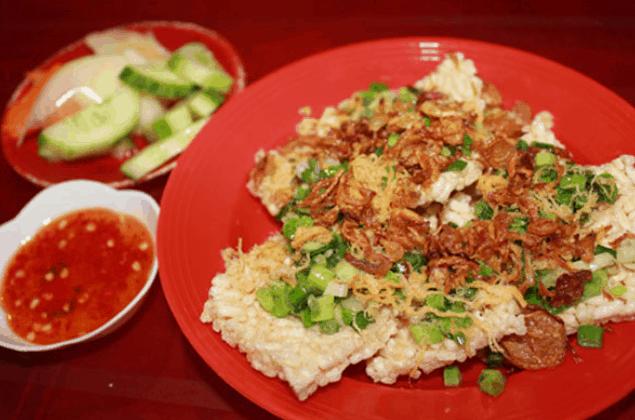 Món ăn vặt Sài Gòn dễ làm (Ảnh ST)