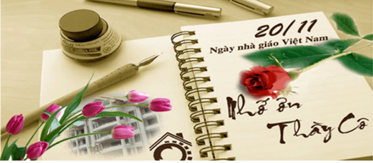Quà tặng thầy cô trong ngày 20/11 (Ảnh ST)