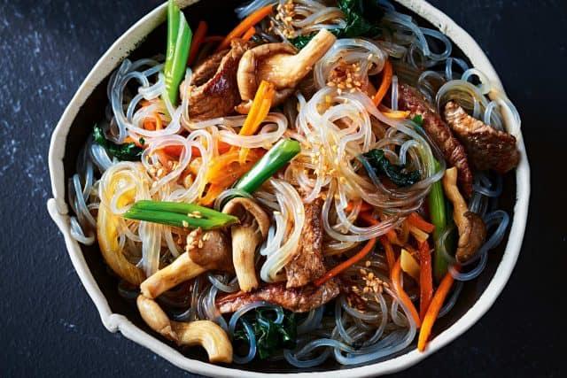 Món ăn đặc trưng ở Hàn Quốc (Ảnh: ST)