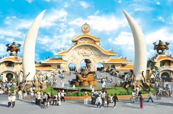 Khu du lịch Suối Tiên - Sài Gòn