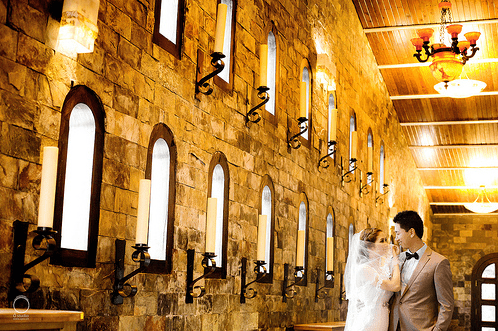 Long Island Castle - Stylish photo spot for couples