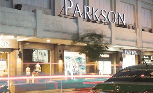 Khu trung tâm mua sắm Parkson