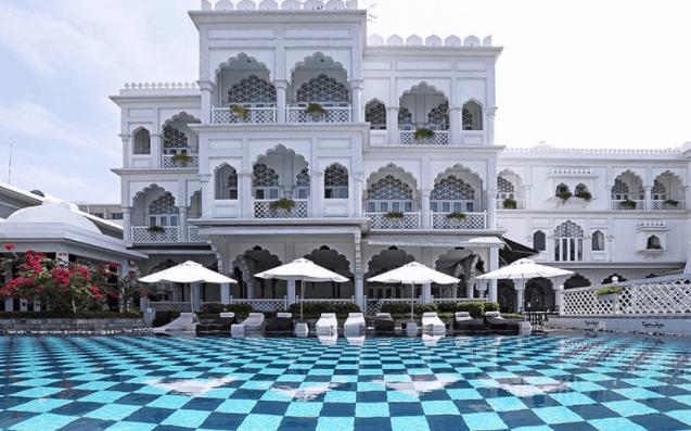 Khu resort TajmaSago