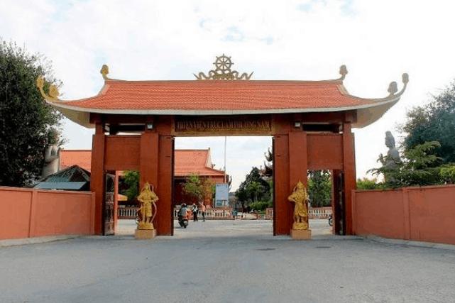 Thiền Viện Trúc Lâm Phương Nam (Ảnh ST)