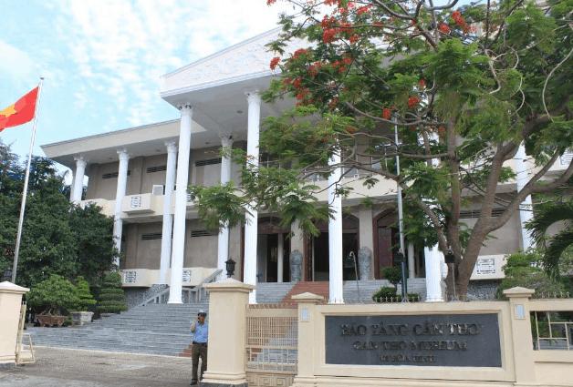 Bảo tàng Cần Thơ - địa điểm tham quan nổi tiếng (Ảnh ST)