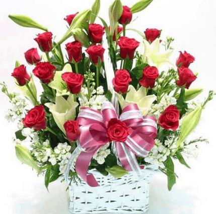 Hoa tặng thầy cô ngày 20-11 (Ảnh ST)