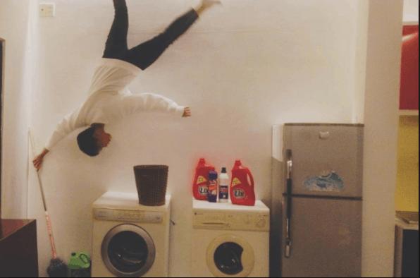 Làm sao để giặt quần áo và dọn nhà khi mọi thứ cứ lộn tùng phèo