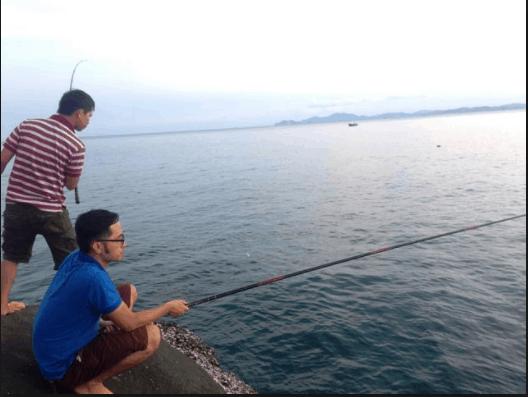 Câu cá ven bờ cũng phải có kĩ thuật