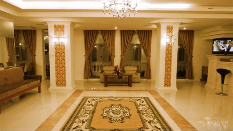 Sảnh lớn khách sạn