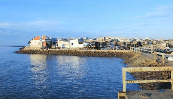 Xã đảo Thạnh An nhỏ và hoang sơ