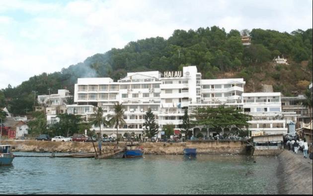 Khách sạn hướng biển và hướng núi đẹp ở Vũng Tàu