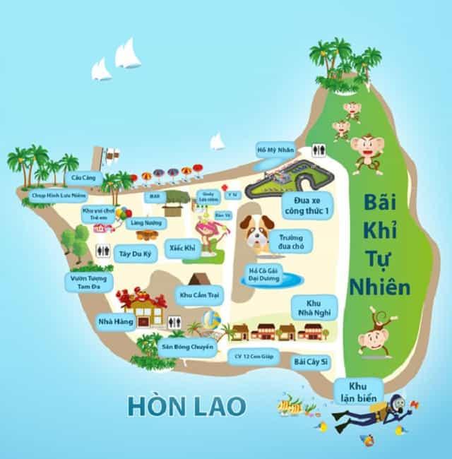 Đảo Khỉ Nha Trang - cảm nhận niềm vui mới lạ và hấp dẫn - ảnh 8