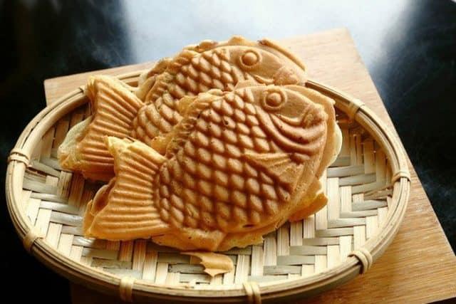 Bánh cá Hàn Quốc (Ảnh: ST)