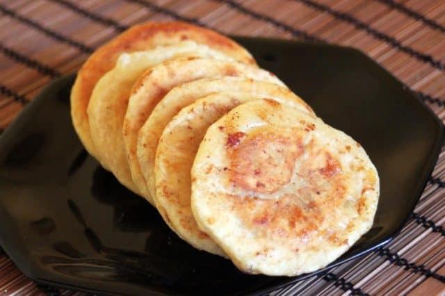 Bánh rán Hàn Quốc đa dạng (Ảnh: ST)