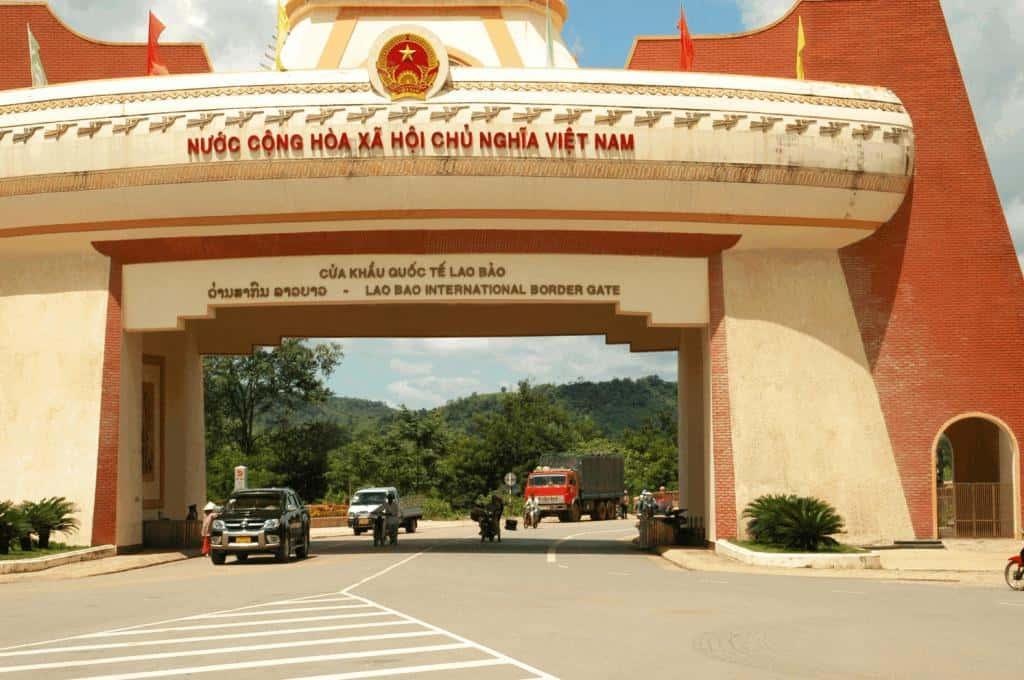 Biên giới Việt - Lào. (Ảnh ST)