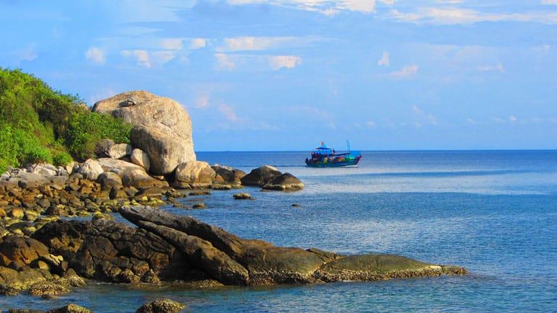 Biển Sa Huỳnh. (Ảnh ST)