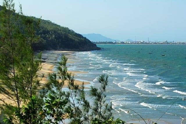 Biển Tuy Hòa - Bình Định (Ảnh: ST)