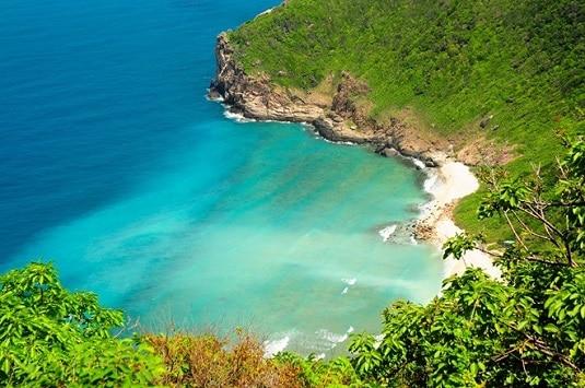 Nước biển xanh mát