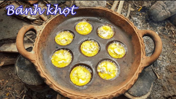 Cách làm bánh khọt