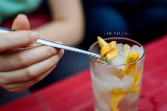 Chè mít đát là món đặc sản được du khách yêu thích khi du lịch Phú Yên (Ảnh: Sưu tầm)