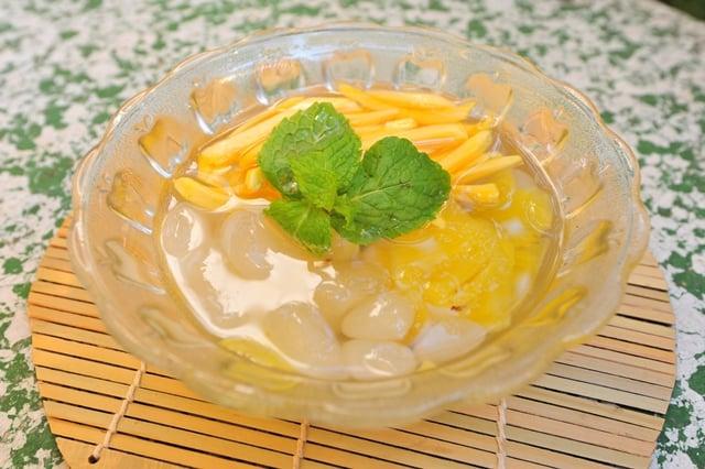 Chè mít đát Phú Yên - món ăn đặc sản nổi tiếng (Ảnh: Sưu tầm)
