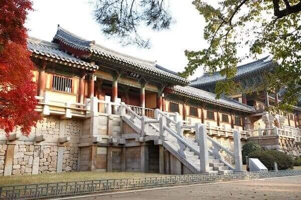 chùa Bulguksa