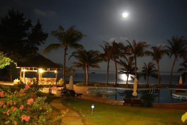 Côn Đảo Resort về đêm