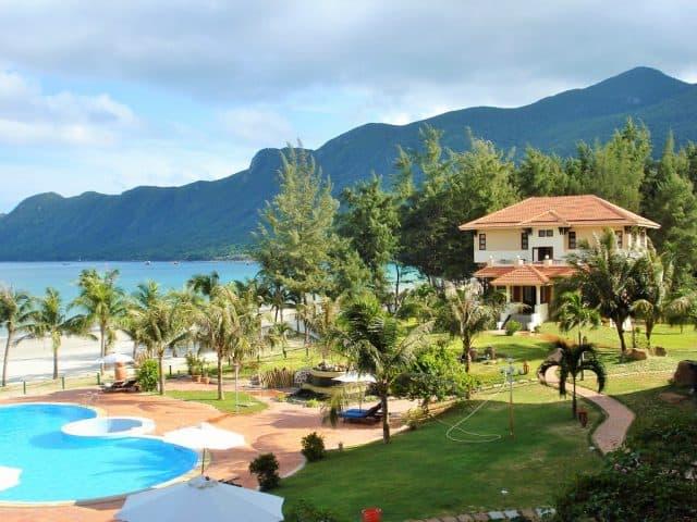 Một biệt thự tại Côn Đảo Resort