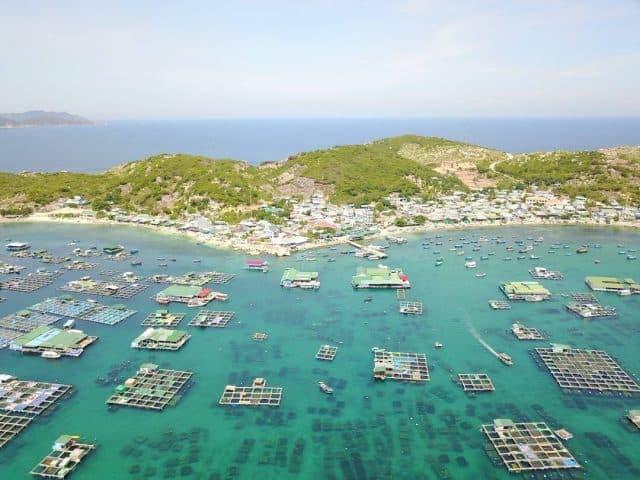 Đảo Bình Hưng (Ảnh: @cuonghcd)