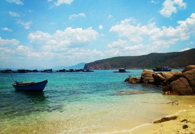 Đảo Hòn Khô - Quy Nhơn (Ảnh: ST)