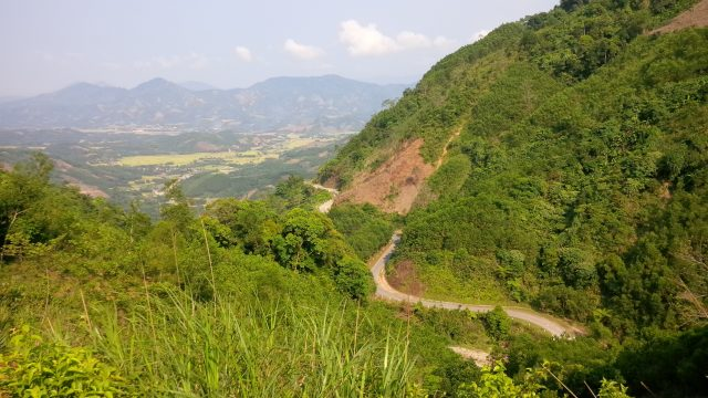 Đèo Long Môn (Ảnh sưu tầm)