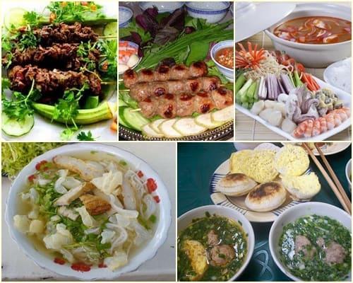 Những địa điểm ăn vặt ở Nha Trang ngon (Ảnh ST)