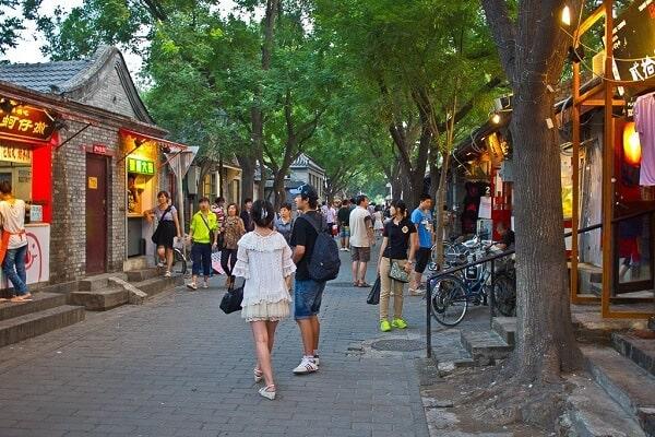 Địa điểm du lịch ở Bắc Kinh