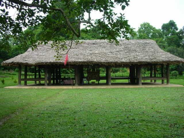 Khu di tích Tân Trào - đình Hồng Thái