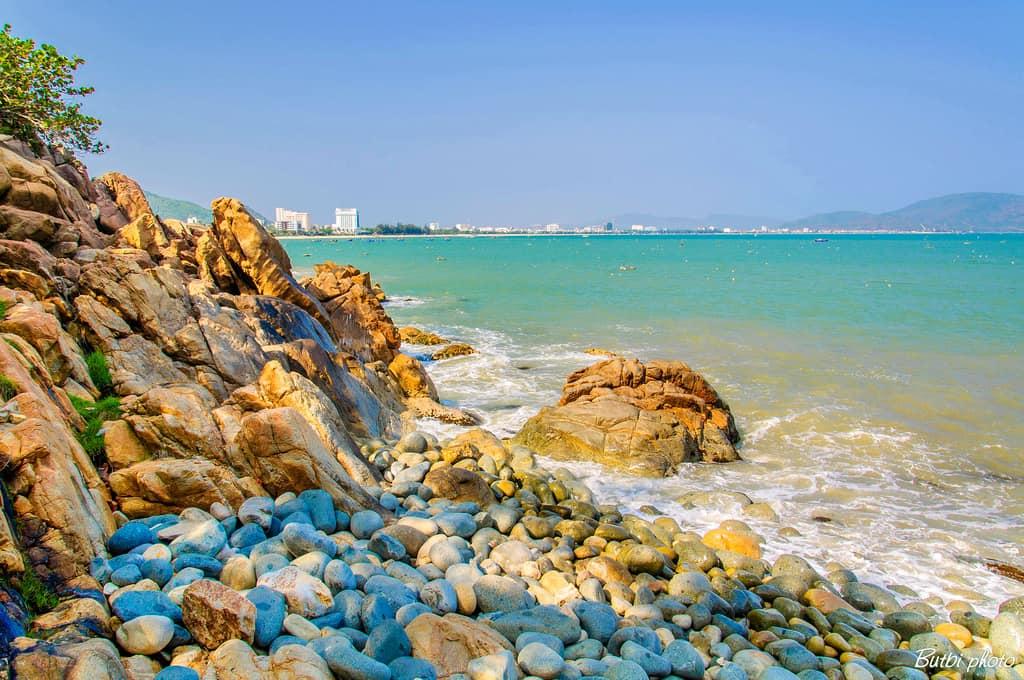 Khu du lịch Ghềnh Ráng Tiên Sa viên ngọc bích giữa biển xanh