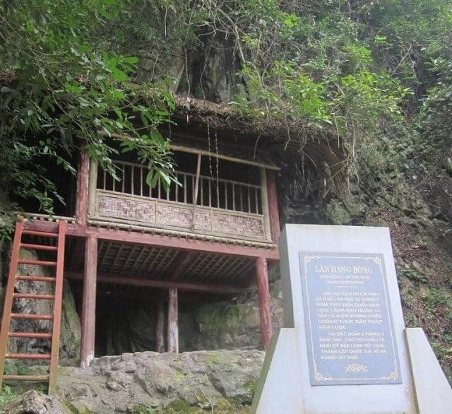 Khu di tích Tân Trào - hang Bòng