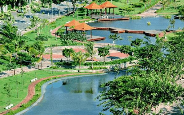 Hình ảnh công viên Lawrensting