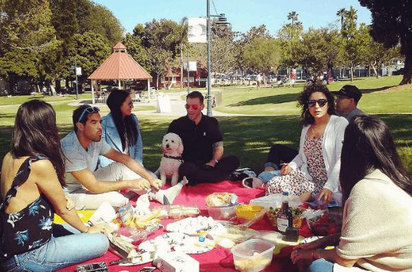 Đi picnic đem lại nhiều lợi ích cho bạn