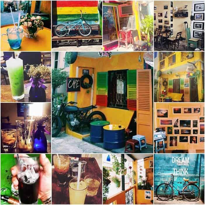 Hình ảnh đồ uống và không gian quán Bohémiens Cafe