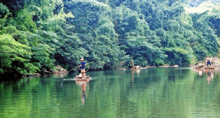 Hình ảnh khu du lịch sinh thái Cần Giờ