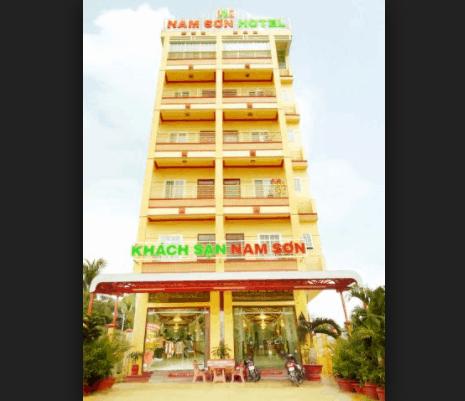 Hình ảnh nhà nghỉ Nam Sơn