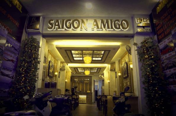 Hình ảnh nhà nghỉ SaiGon Amigo