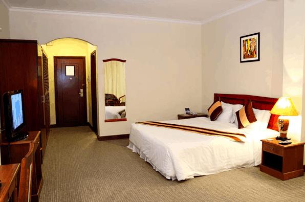 Hình ảnh phòng nghỉ ở khách sạn Grand