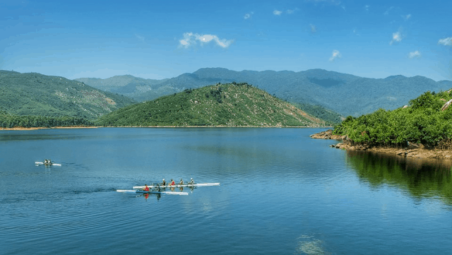 Hồ Đồng Xanh - đồng Nghệ 01