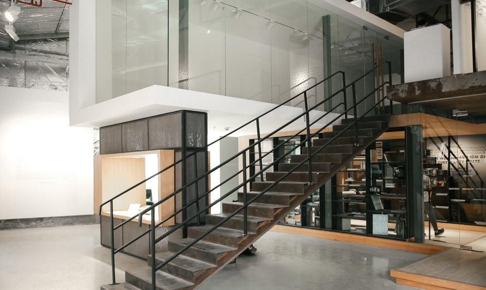 Không gian bên trong rộng rãi với nét kiến trúc thông minh