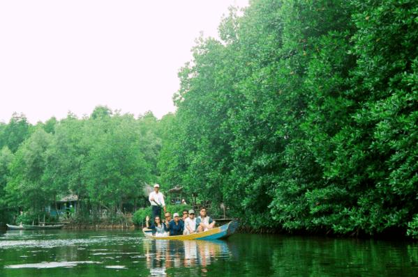 Khu du lịch sinh thái Cần Giờ có tiềm năng du lịch rất lớn